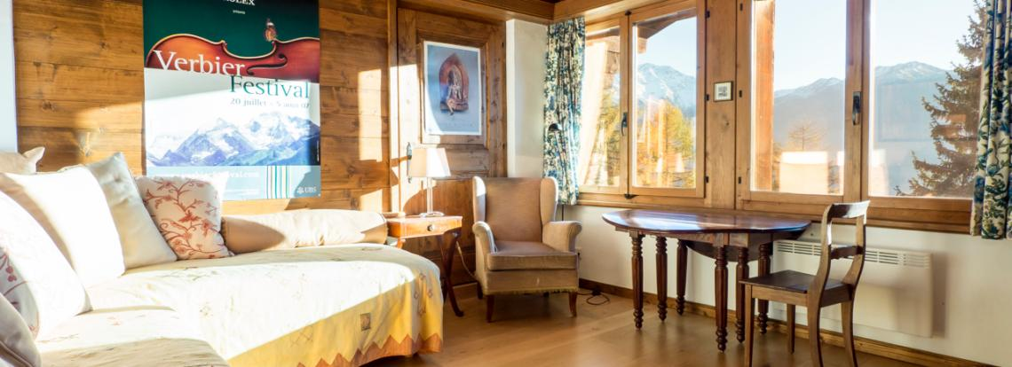 Verbier accommodation rental